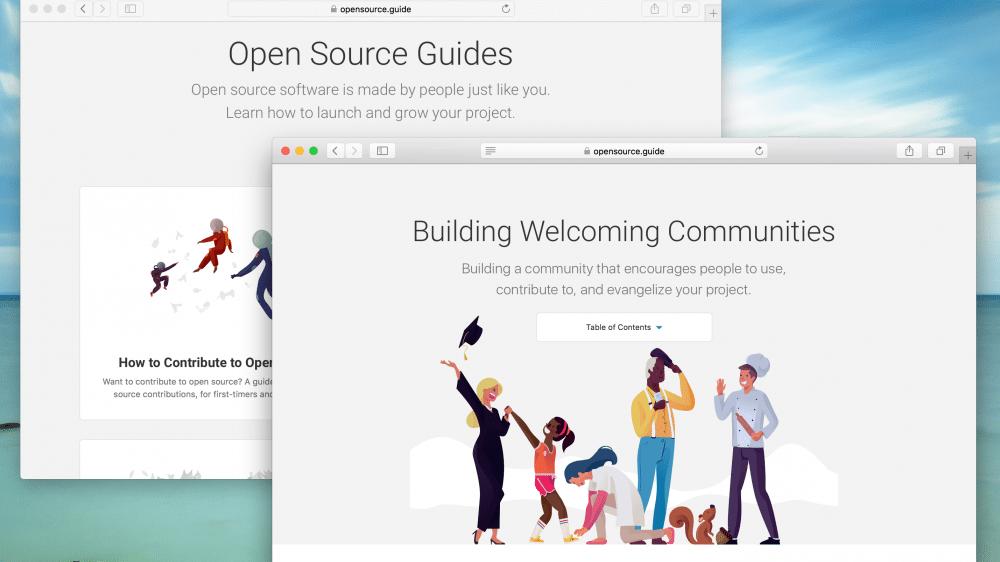 Github stellt Open Source Guides vor