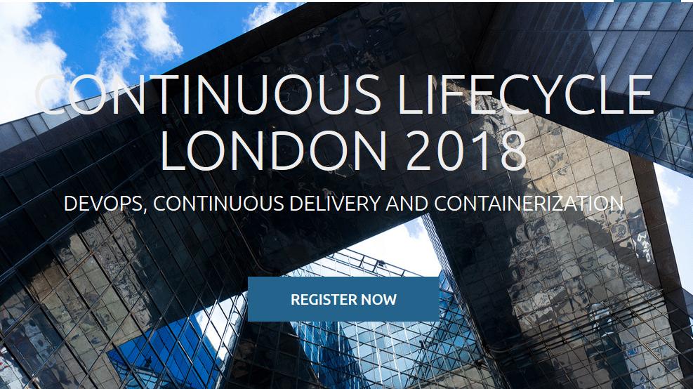 Call for Proposals für Continuous Lifecycle London 2018 geöffnet