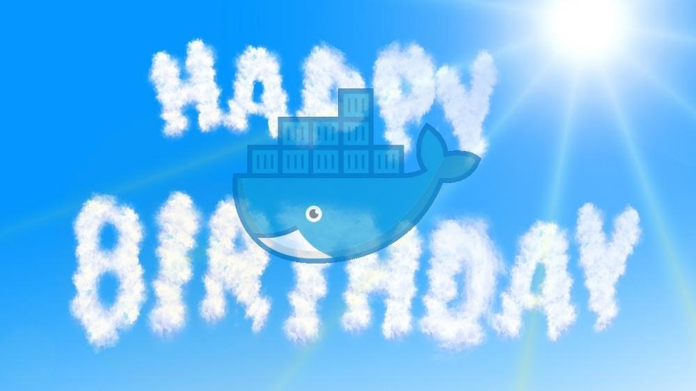 Happy Docker Day!
