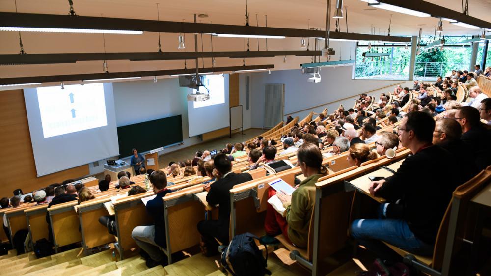 Herbstcampus: Das Programm der Konferenz steht