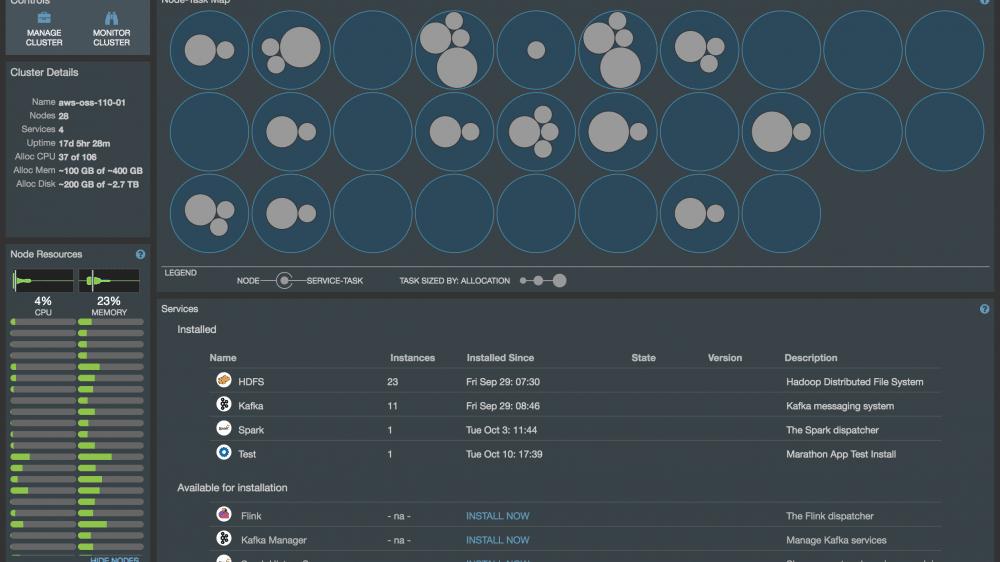 Lightbend Fast Data Platform mit erweitertem Kubernetes-Support und neuen Verwaltungsfunktionen