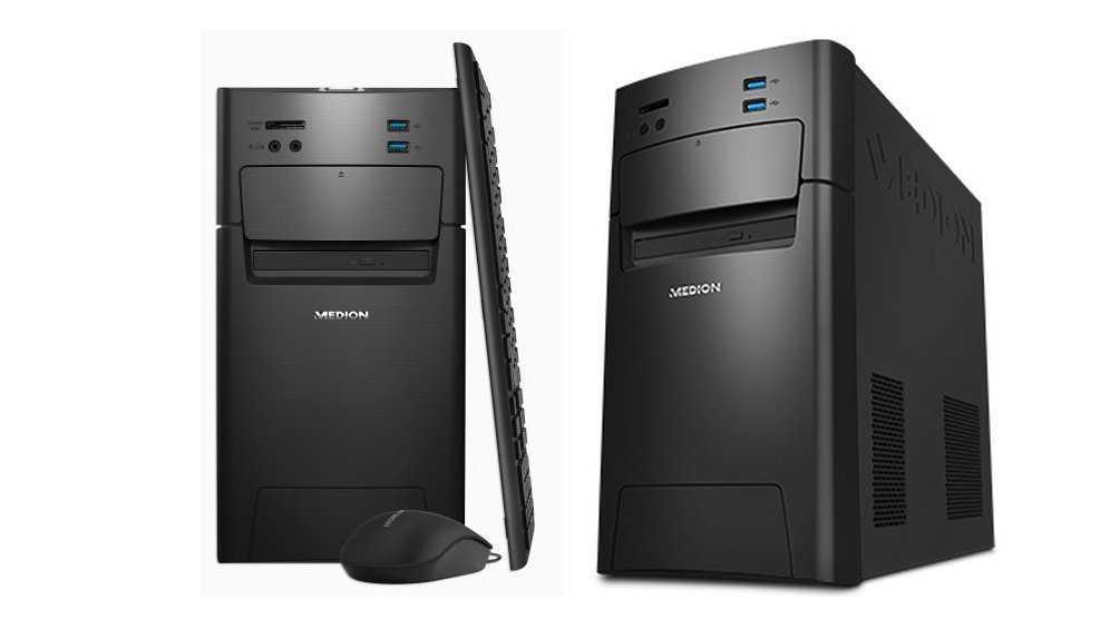 Aldi: 500-Euro-PC mit AMD-CPU