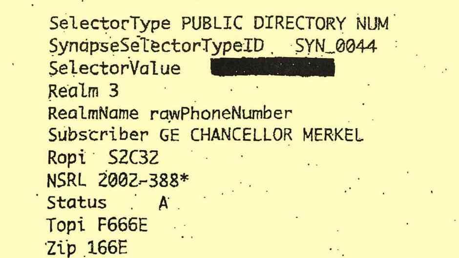 Personenschutz für Range erhöht: Wegen NSA-Entscheidung