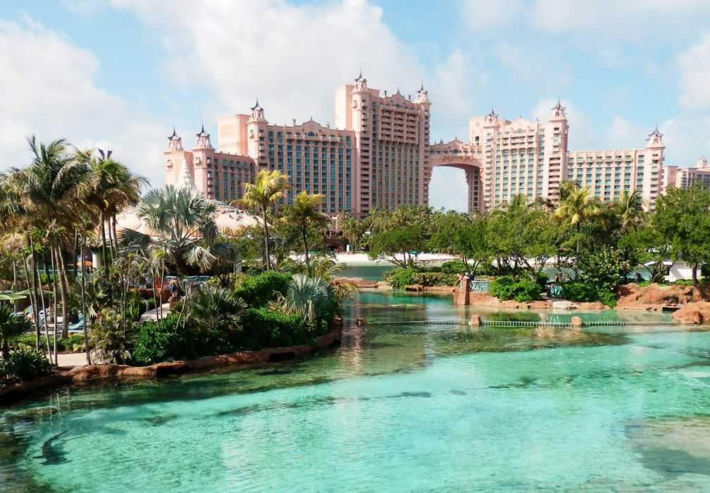 Die neue Domain .hotel soll nur an Hotels gehen (im Bild das Atlantis Paradise Island Casino & Resort auf den Bahamas)