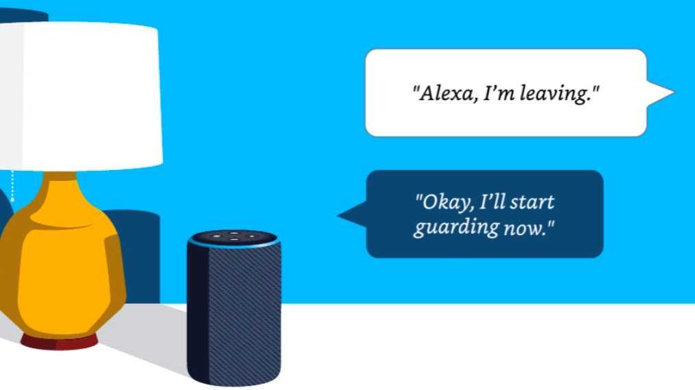 Amazon liefert Alexa Guard für US-Echo-Besitzer aus