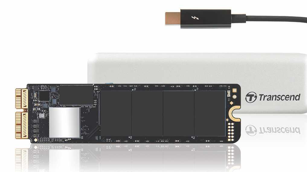 Bis zu 1,6 GByte/s: NVMe-SSDs sollen ältere Macs beschleunigen