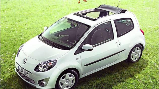 Renault Twingo Mit Faltschiebedach Heise Autos