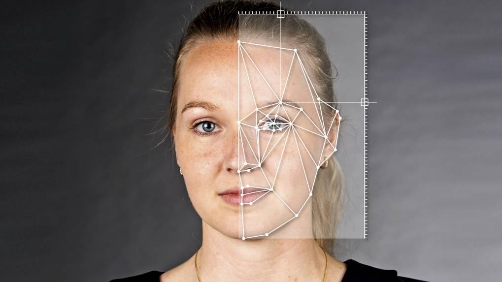 gesichtserkennung in der biometrischen sicherheit