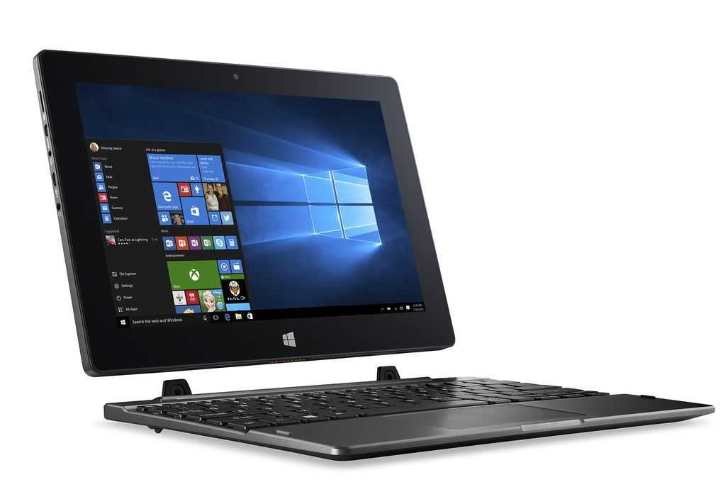 Das Acer Switch One 10 bietet 2-in-1-Flexibilität für 250 Euro.