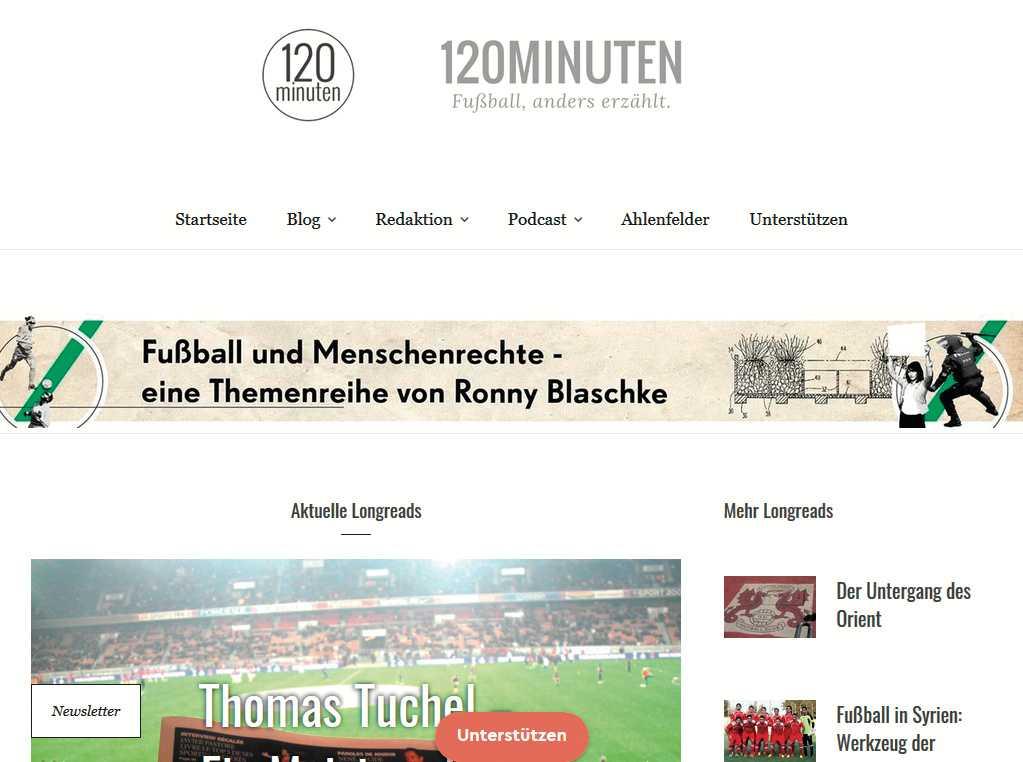 Web-Tipps: Chemie-Wissen, Fußball-Longreads und Vielflieger-Tipps