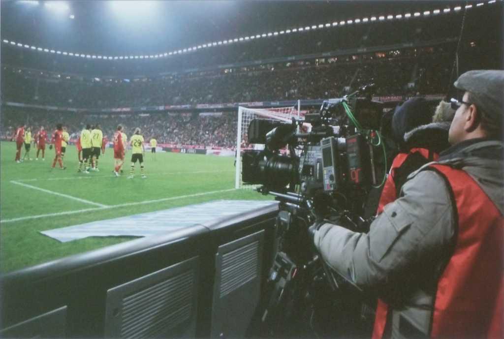 Sky strahlt hierzulande ausgewählte Bundesligaspiele in 4K aus.