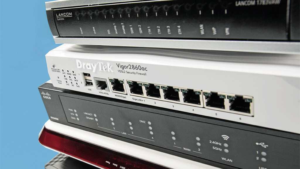 nachgehakt: WLAN-Router für Mehr-Zonen-Netze