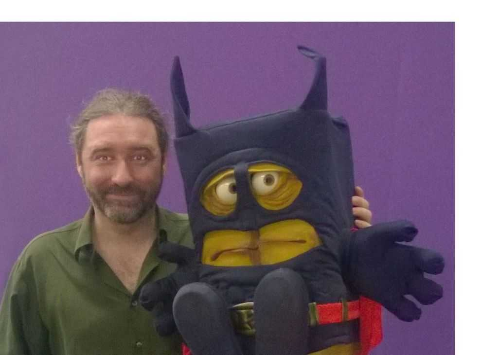 Tommy Krappweis und Bernd