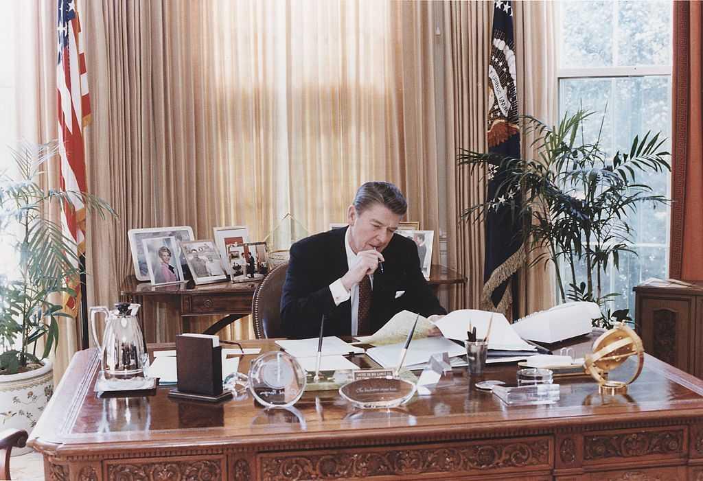 Anfang der 80er Jahre genehmigte Ronald Reagan die Überwachung des 21. Jahrhunderts – meint man bei der NSA.