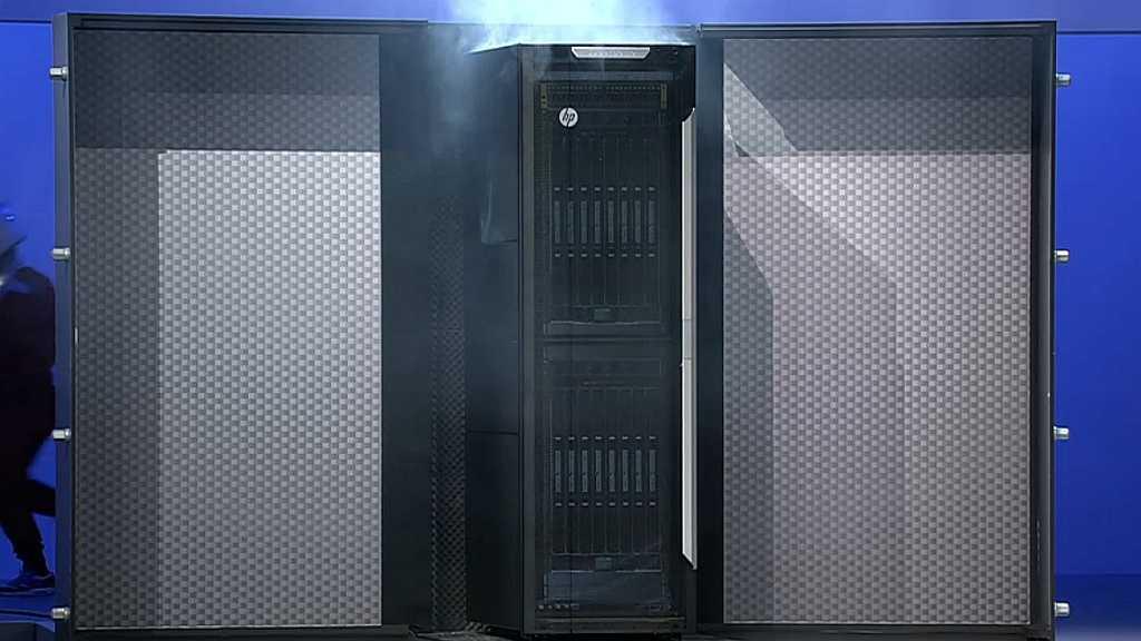 HP SuperDome X mit Intel Xeon E7