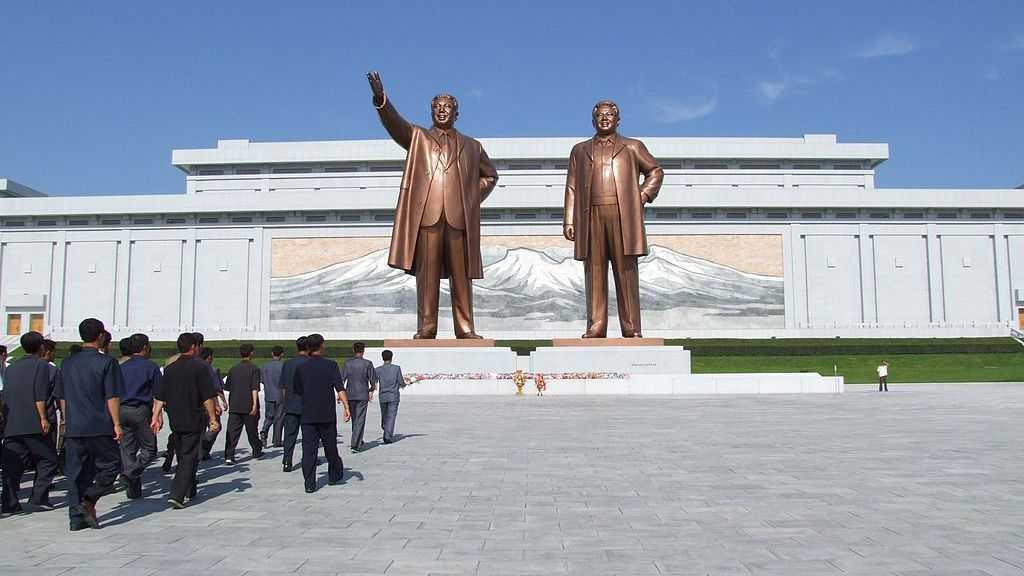 """Nordkoreaner leben in """"virtueller Isolation"""""""
