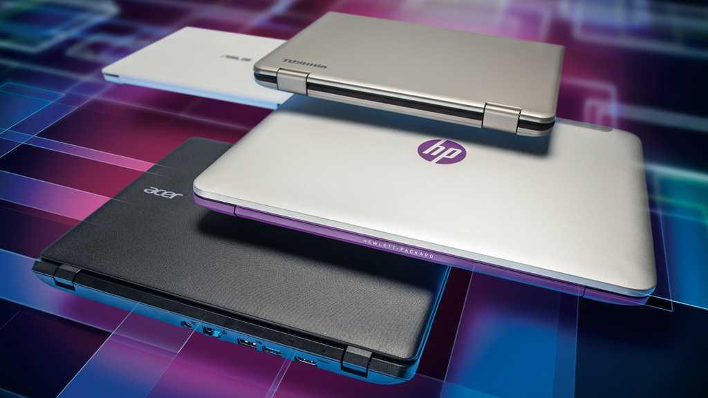 Günstige Notebooks mit Mini-SSD als Zweitgeräte für unterwegs