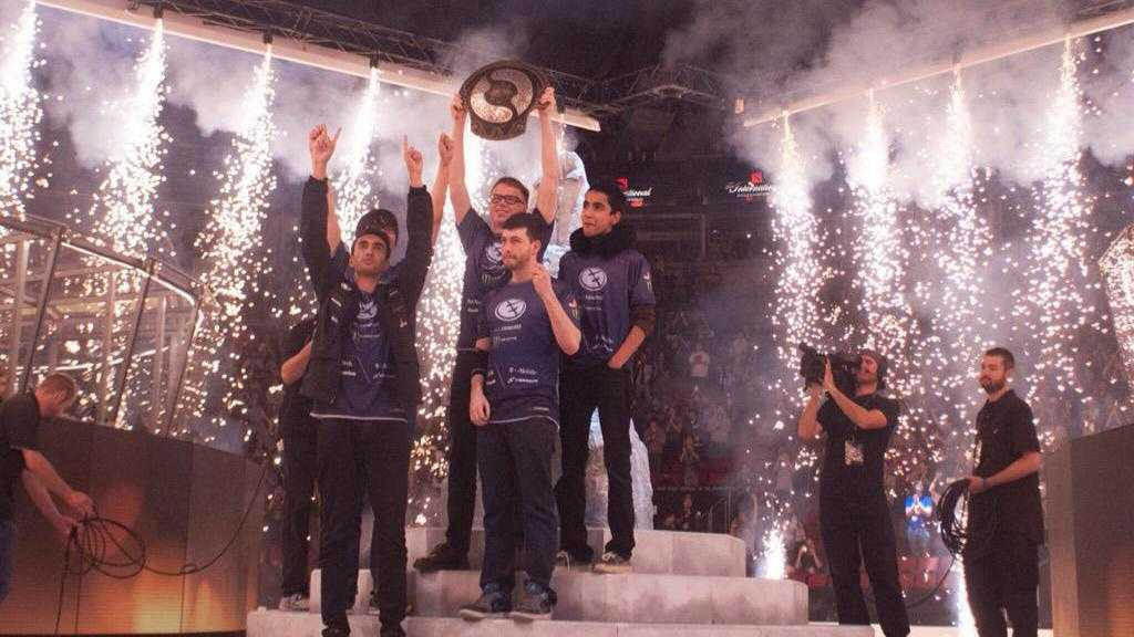 "Evil Geniuses gewinnen ""The International"" in Seattle"