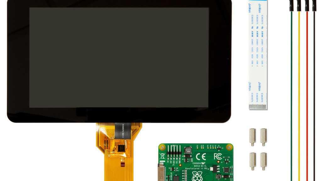 Display für Raspberry Pi