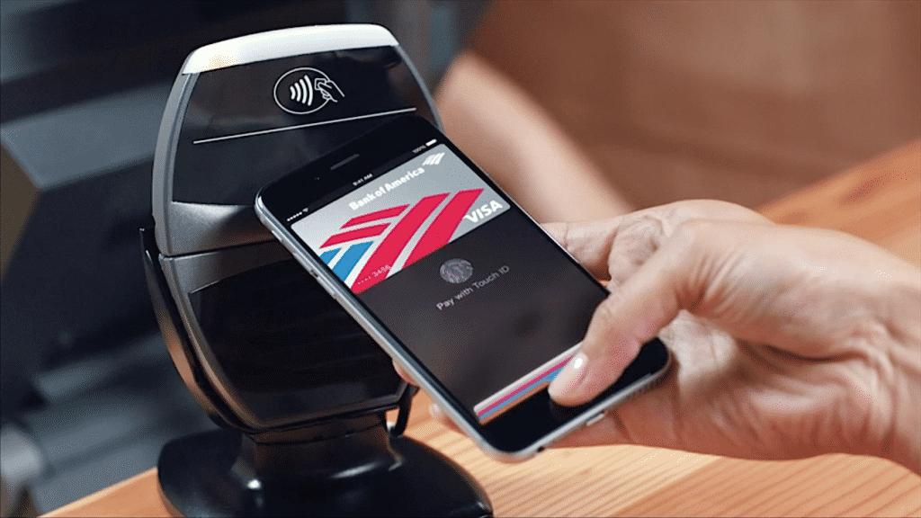 Geld abheben mit Apple Pay