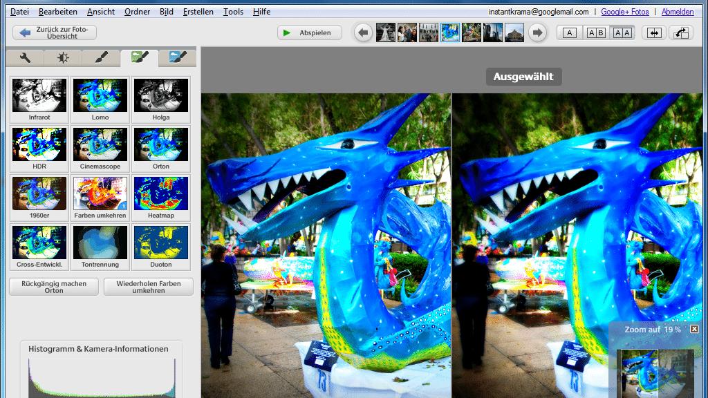 Google verkündet Aus für Picasa