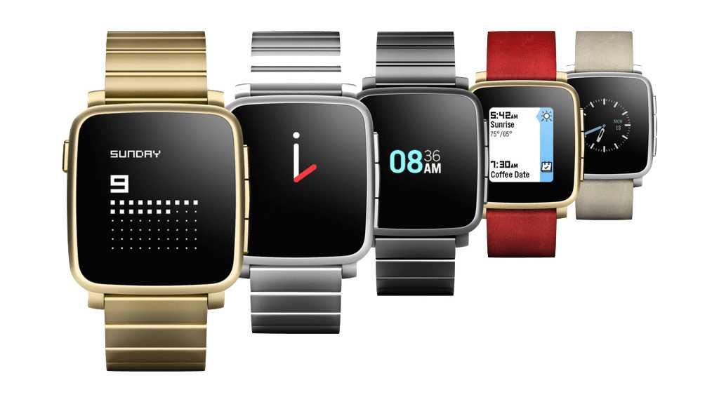 Pebble senkt Preise für vier Smartwatches