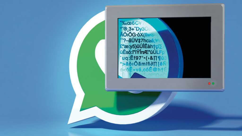 WhatsApp-Verschlüsseluung
