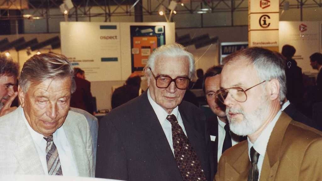 Computerpionier Heinz Billing ist tot