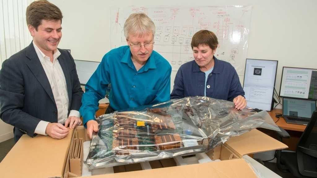 Erste Nvidia DGX1-Systeme mit Volta-Chips verschickt