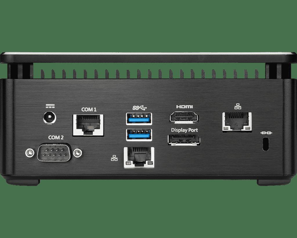 Der Cubi 3 Silent S hat mehr Anschlüsse und bietet HDMI 2.0 statt nur HDMI 1.4.