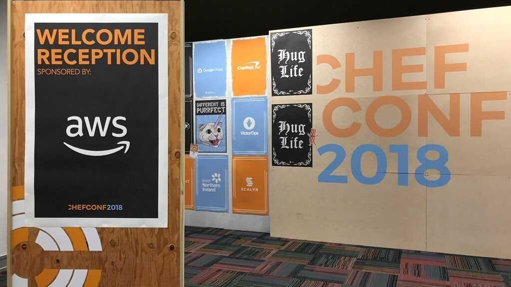 ChefConf 2018: Alles automatisieren