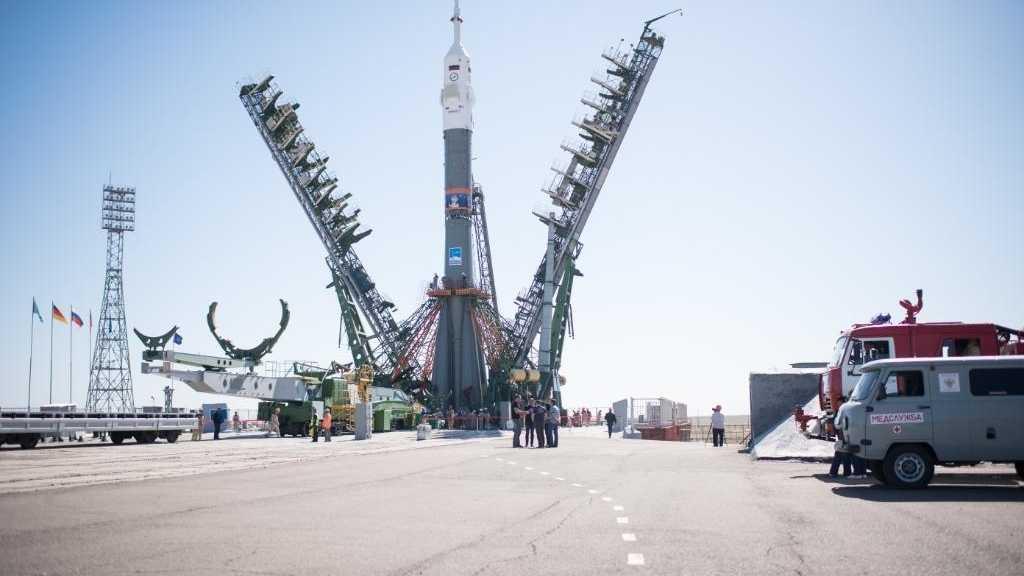 Alexander Gerst fliegt zur ISS: Den Start im Livestream