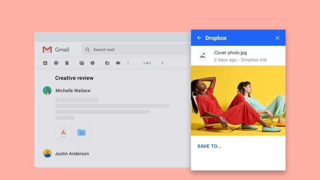 Dropbox veröffentlicht Add-on für Gmail
