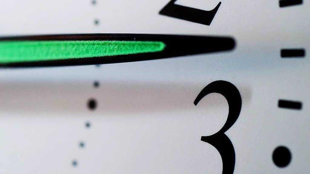 Sommerzeit-Umfrage der EU-Kommission läuft noch zwei Tage