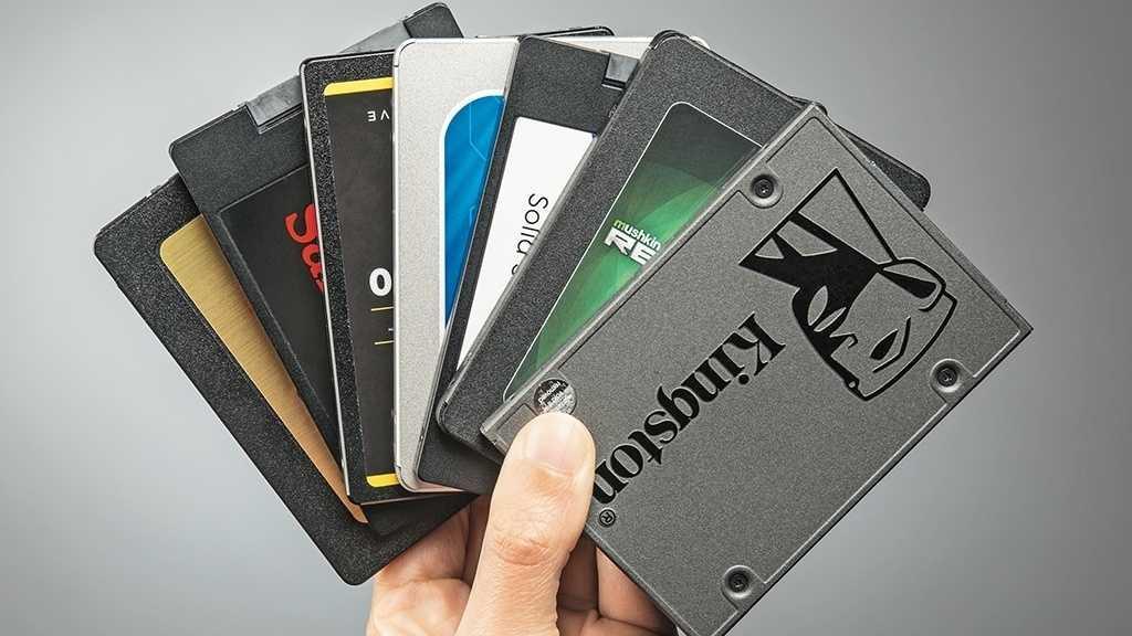 SATA-SSDs im 2,5-Zoll-Format