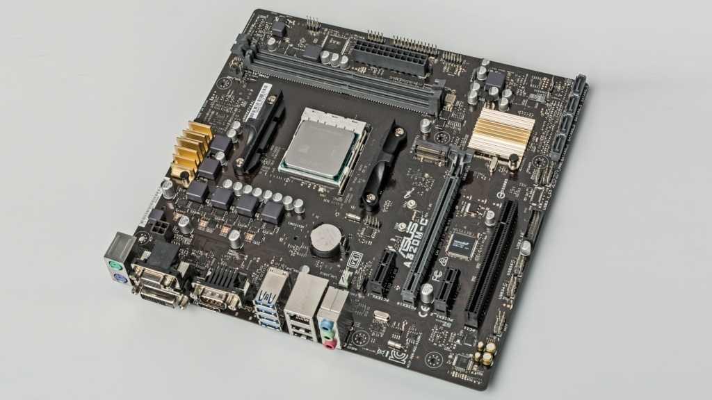 AM4-Mainboard für AMD Ryzen und Athlon