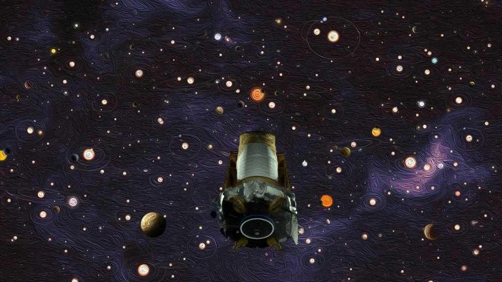 Weltraumteleskop Kepler: Der Tank ist leer