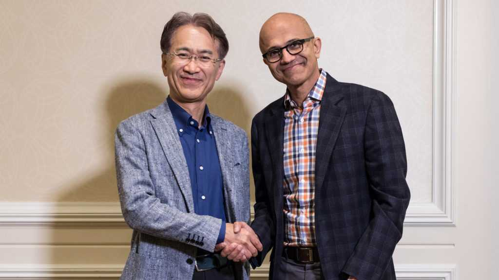Cloud Gaming: Sony und Microsoft kündigen Kooperation an