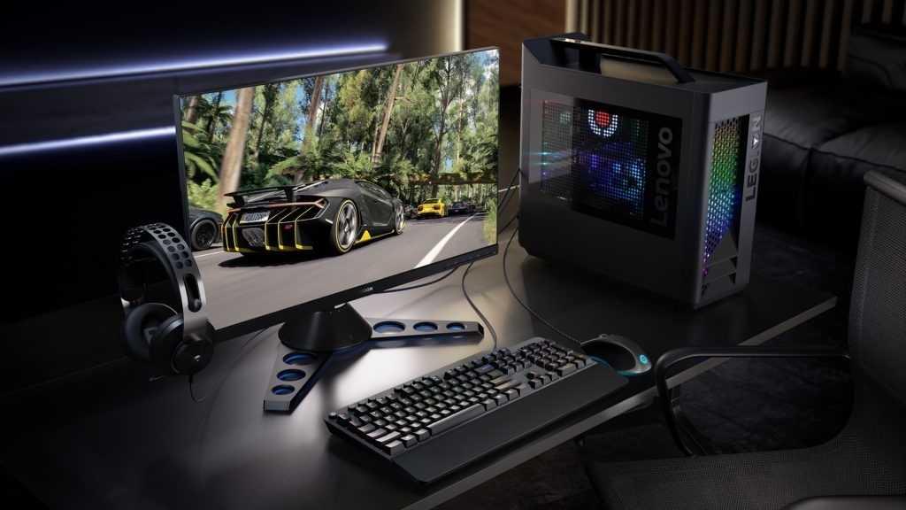 Lenovo Legion Y27gq: Erster Monitor mit 1440p und 240 Hertz verfügbar