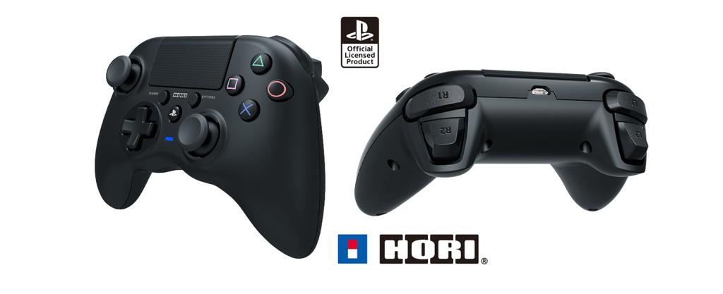 Hori Onyx: Kabelloser PS4-Controller mit Xbox Layout kommt noch im Januar