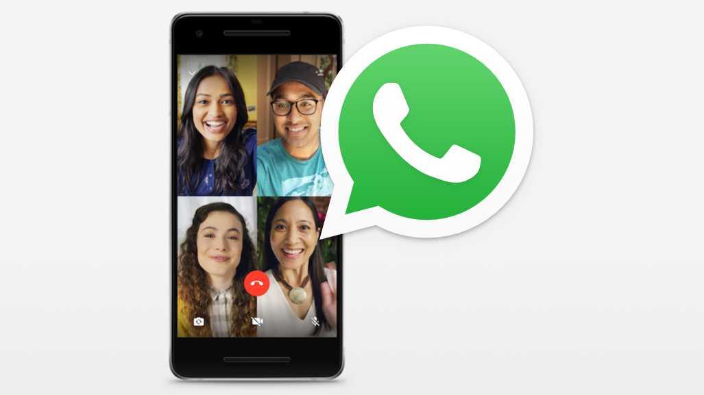 WhatsApp: Sprach- und Videoanrufe für Gruppen verfügbar