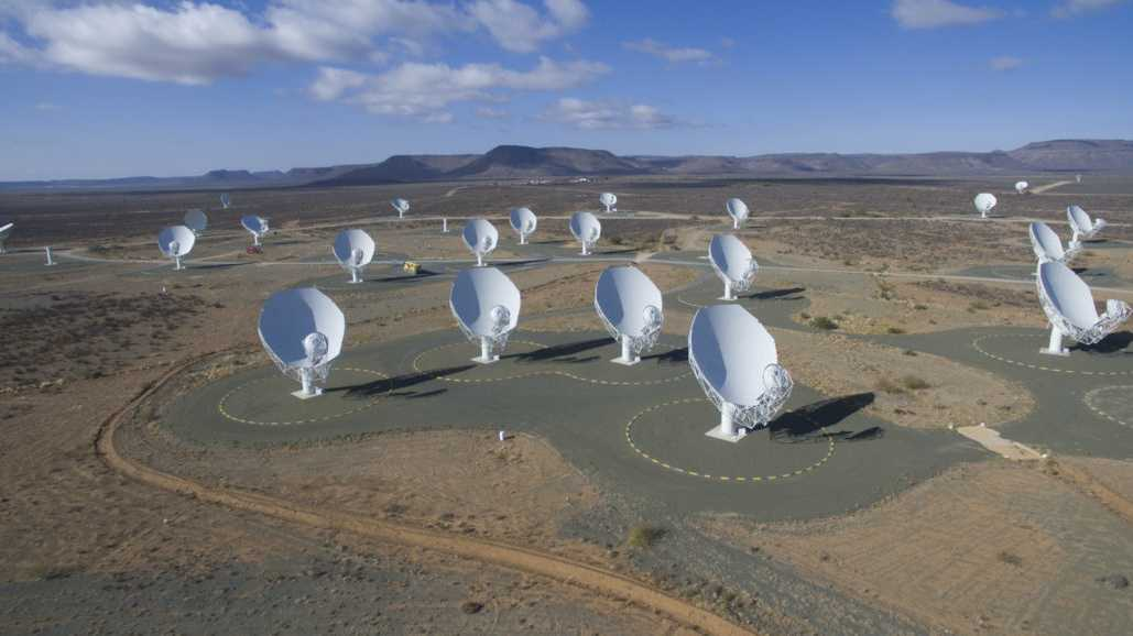 Hallo Milchstraße! Größtes Radioteleskop der Südhalbkugel eingeweiht