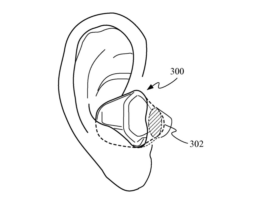 Sensoren sollen biometrische Daten im Ohr erfassen.