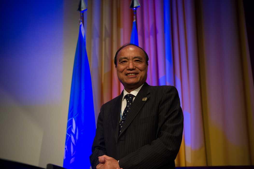 Houlin Zhao soll neuer ITU-Generalsekretär werden.