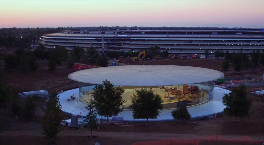 Was ist spannender: Wie es im Steve Jobs Theater aussieht oder die neuen iPhones?