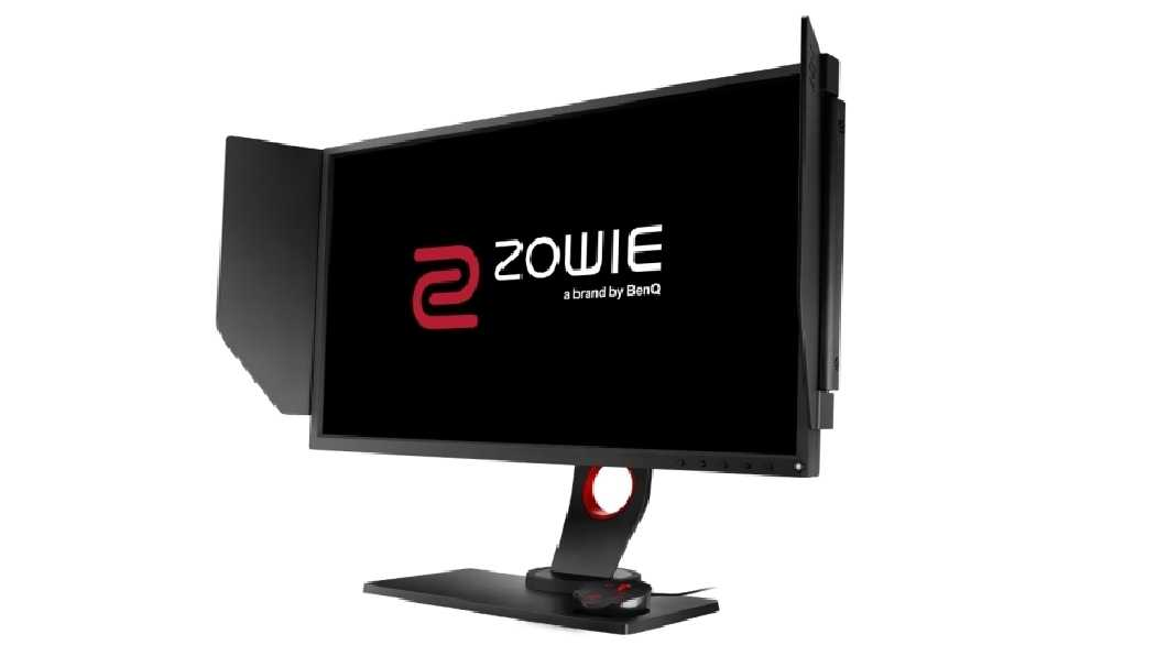 E-Sports-Display BenQ Zowie 2154: TN-Panel mit Full HD und 240 Hz für 540 Euro