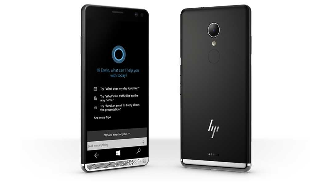 Windows 10 Mobile: HP stellt Elite x3 ein