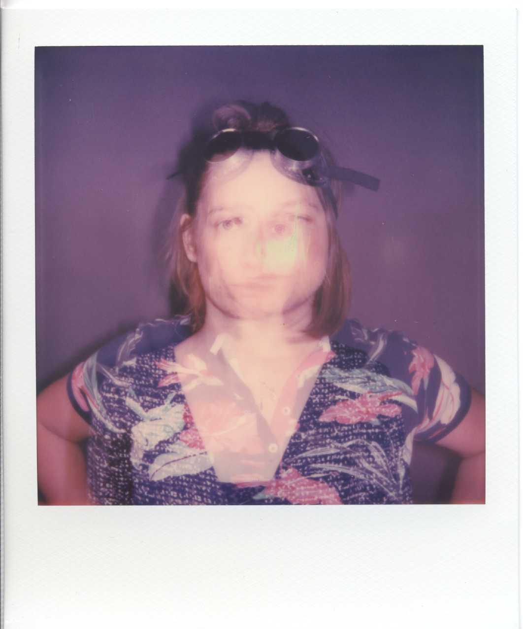 Doppelbelichtung mit Polaroid OneStep+