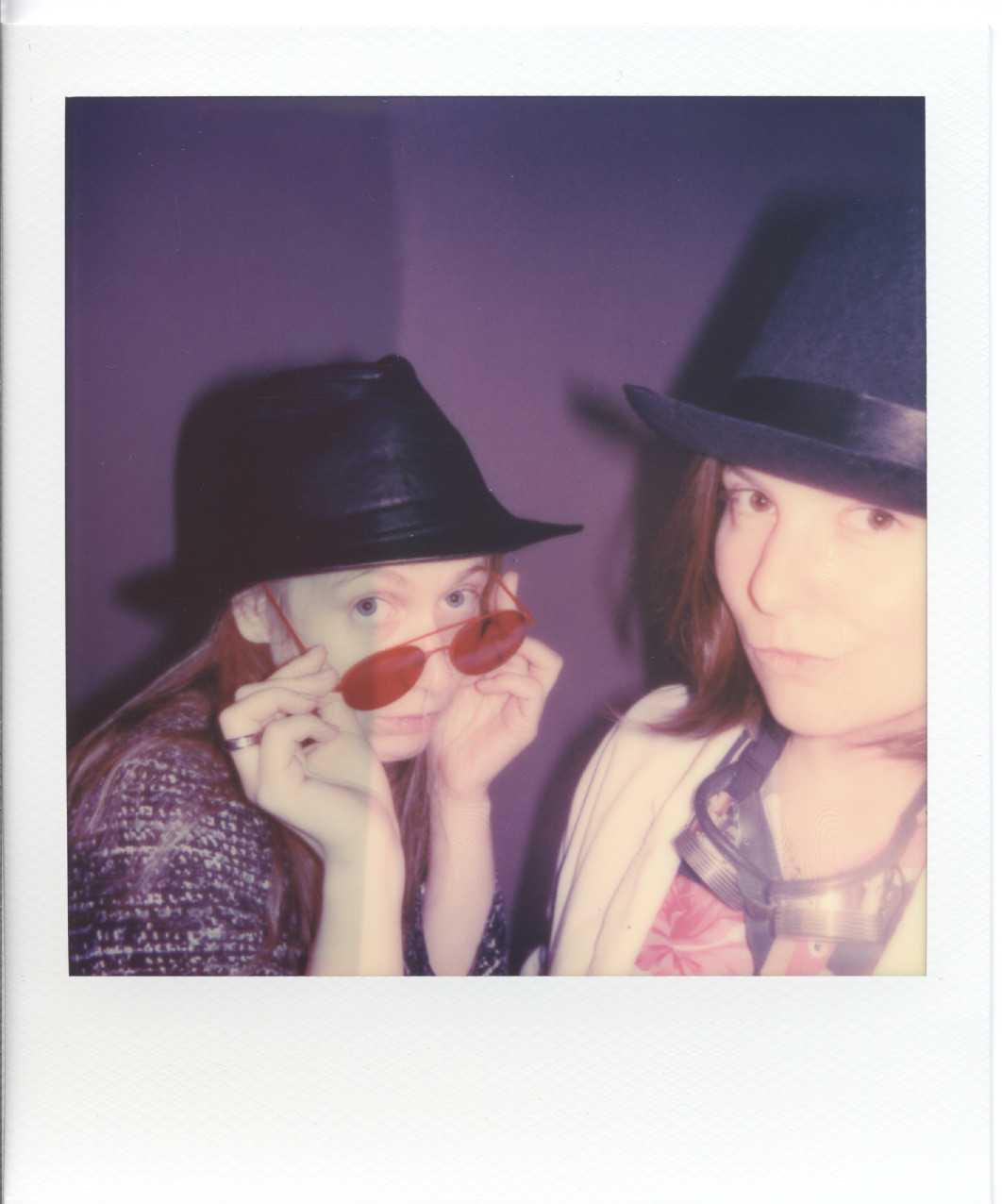 Nahaufnahme mit der Polaroid OneStep+
