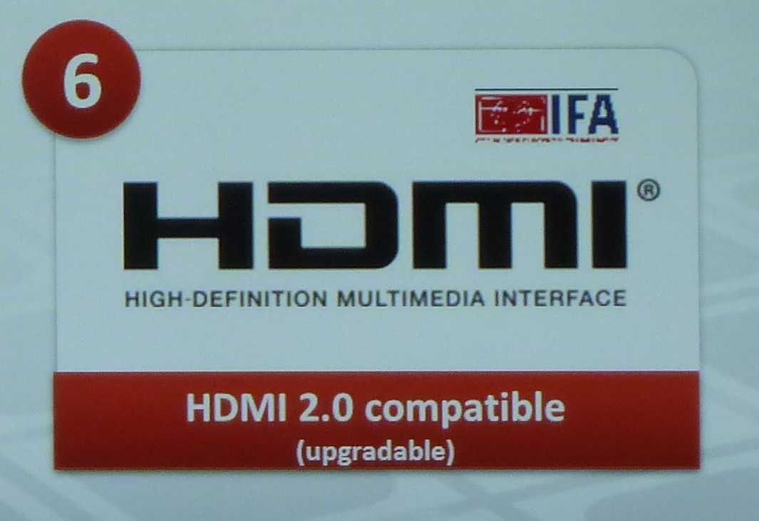 Verwirrung um HDMI 2.0 | heise online